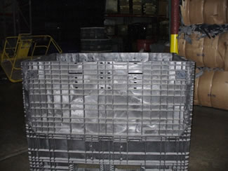 Collapsible Bulk Bins