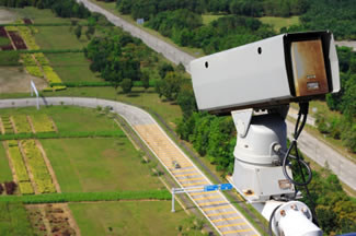 Surveillance Camera Housing